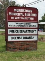 Municipal Sign